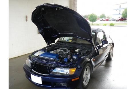 CAI BMW Z3 1996-1999 ROADSTER 1.9L 4CYLS