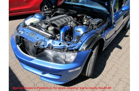 CAI BMW M-COUPE/ M-ROADSTER 3.2L S52 1998-2000