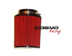 COLD AIR INTAKE RECHARGEABLE ALUMINUM MESH FILTER 63.5M