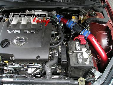 fit 2002-2006 NISSAN ALTIMA 3.5 3.5L SE//SE-R//SL V6 COLD AIR INTAKE KIT SYSTEMS