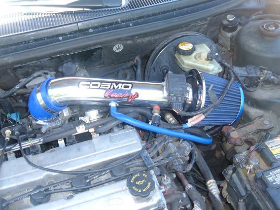 Short RAM Air Intake Ford Contour Cougar Focus Mondeo Mystique 2 0L